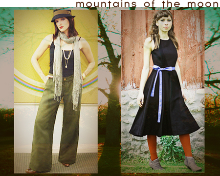 Mountains of the Moon Eco-Friendly Clothing and Sustainable Fashion